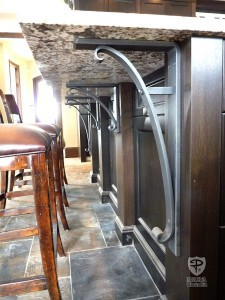 Kitchen Island Decorative Brackets