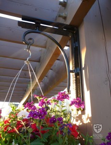 Flower Holder Bracket