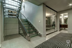 Modern Metal & Glass Doors