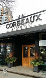 Corbeaux Bakehouse Sign