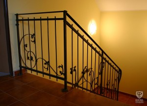 Aesthetic Ornamental Railing